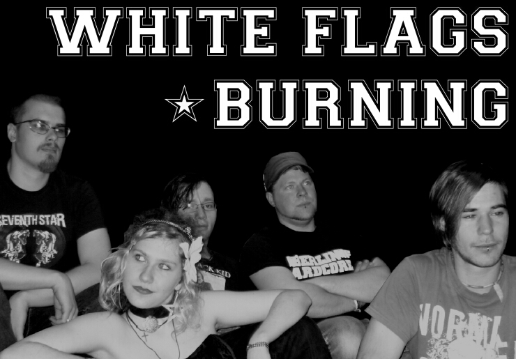 White Flags Burning